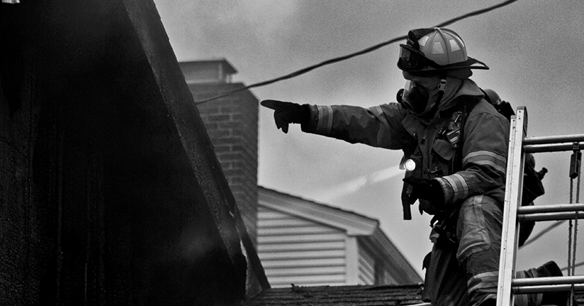 Practitioners' Profiles: The Firefighters of Veoci