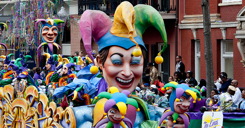 Mardi Gras Emergency Management: Maintaining Safety Amidst Celebration