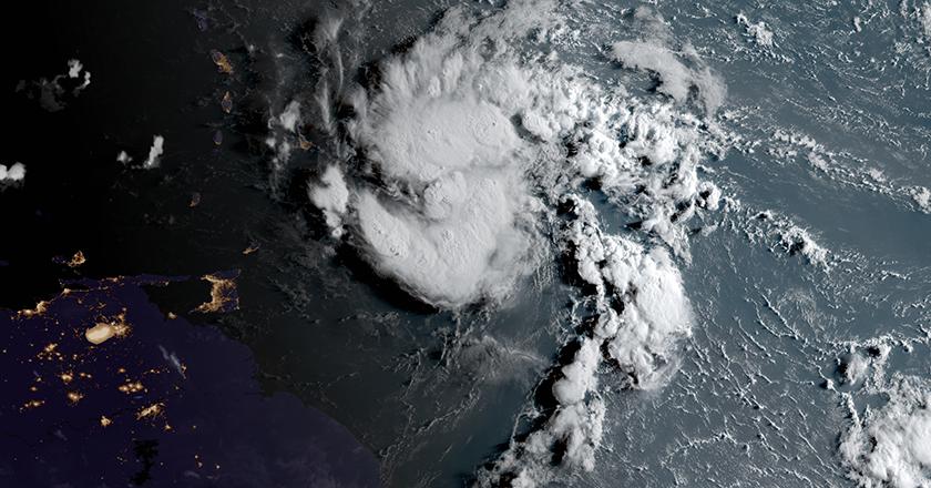 PNC's Modern Response to Hurricane Dorian