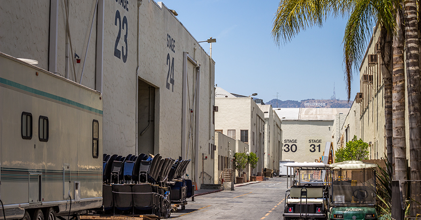How Paramount Pictures Reopened its Gates and Got the Cameras Rolling