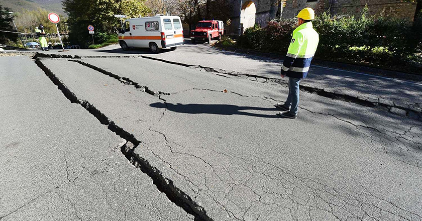 """Earthquake Awareness Month: Preparing for the """"Big One"""""""