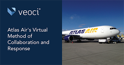 Atlas Air's Virtual Method of Collaboration and Response