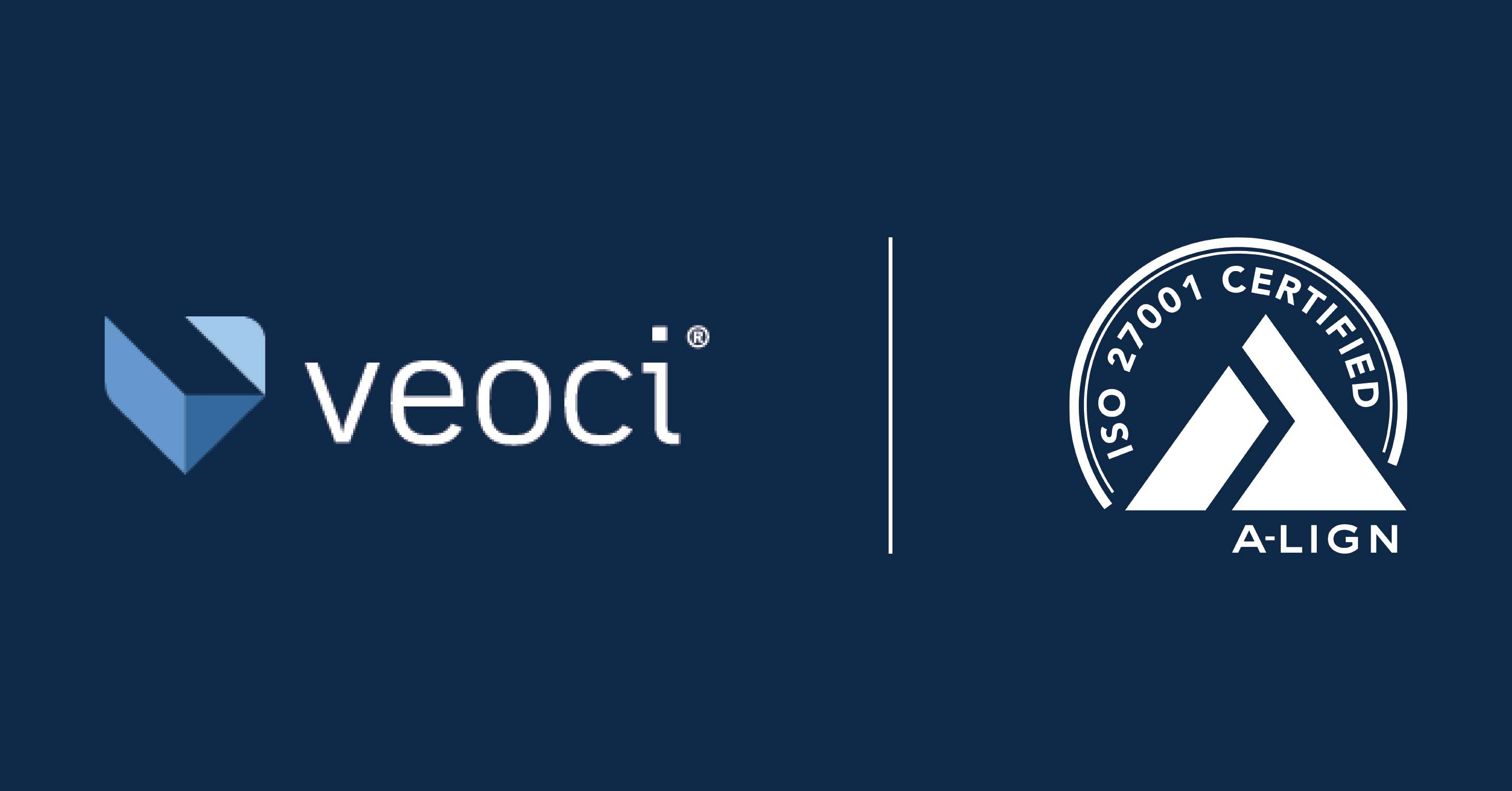 In Search of ISO? Look No Further: Veoci's Journey to 27001 Security Certification