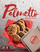 palmetto cookie book cover