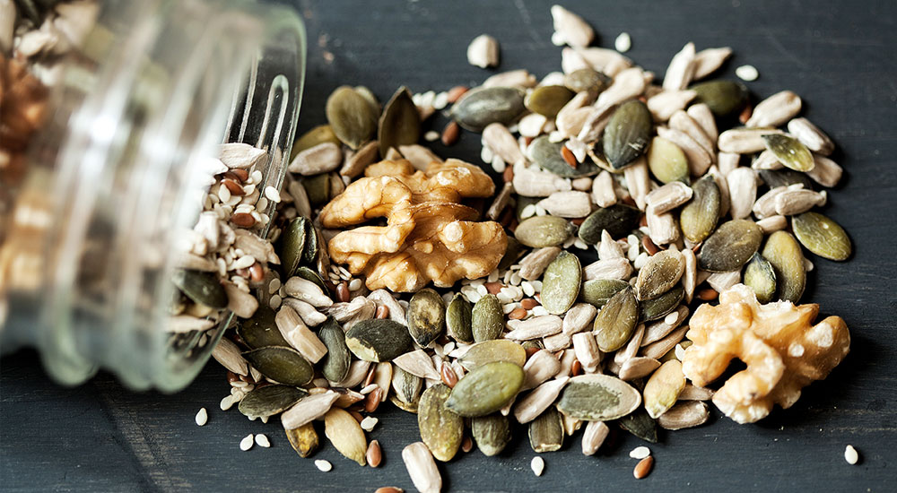 Wholesale nuts and seeds