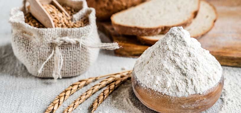 Flour types