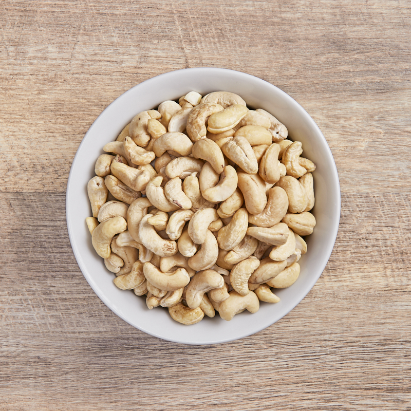Cashews Whole Raw Organic 5kg