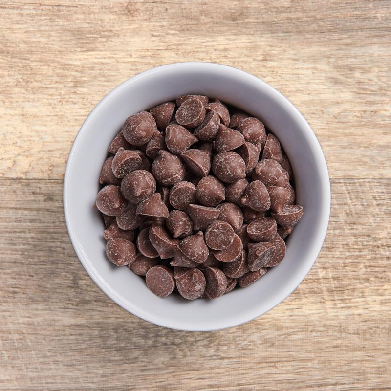 Choc Drops Milk Organic 15kg