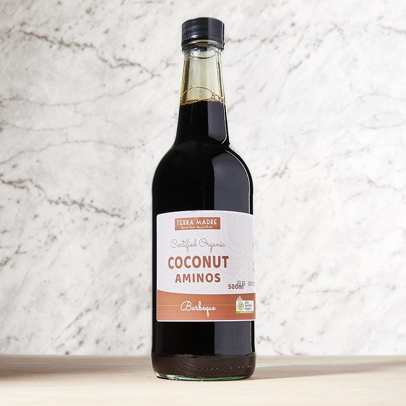 Coconut Amino BBQ Organic Sri Lanka 500ml x 12