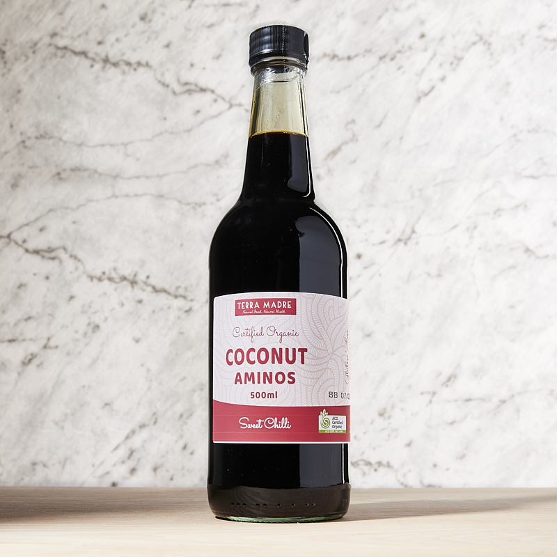 Coconut Amino Sweet Chilli Organic Sri Lanka 500ml x 12
