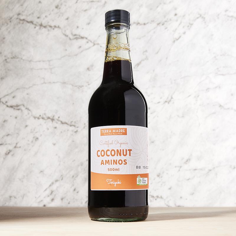 Coconut Amino Teriyaki  Organic Sri Lanka 500ml x 12