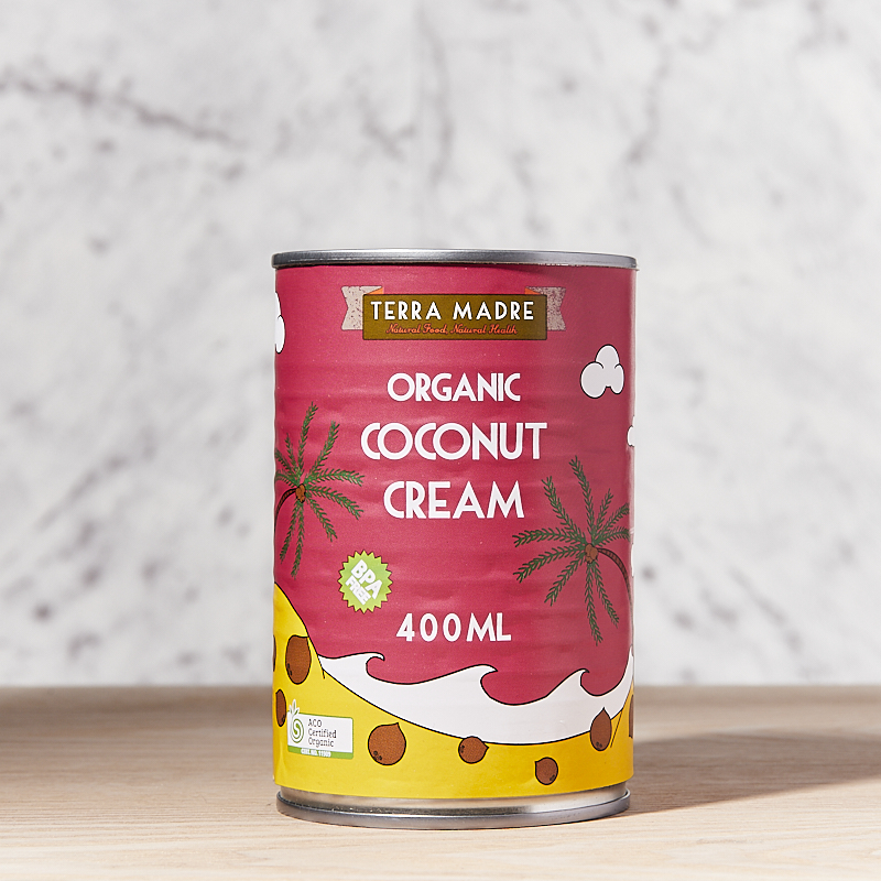 Coconut Cream Organic 400g x12