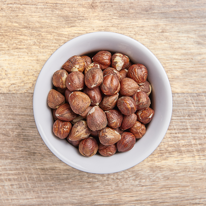 Hazelnuts Raw Organic 5kg