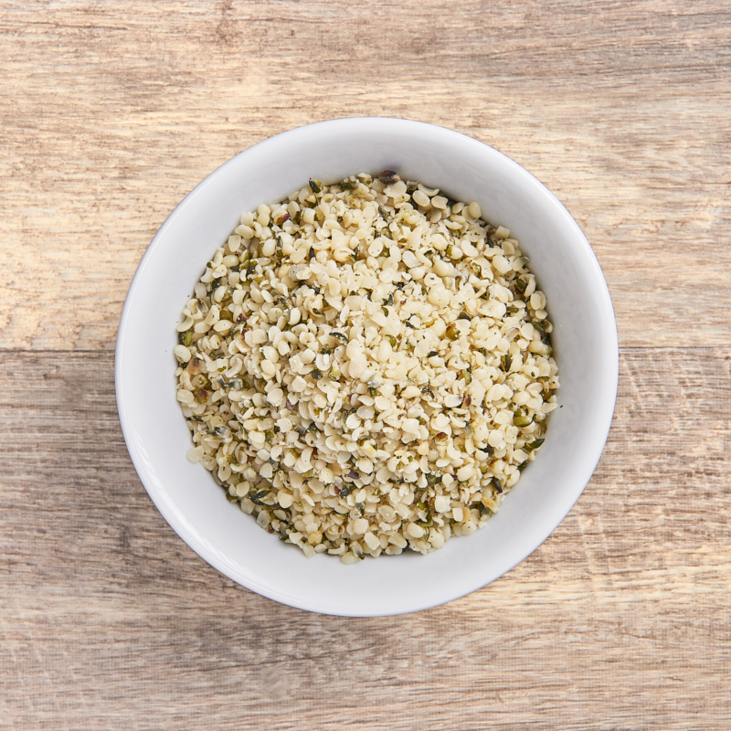 Hemp Seeds Hulled Organic Canada 5kg