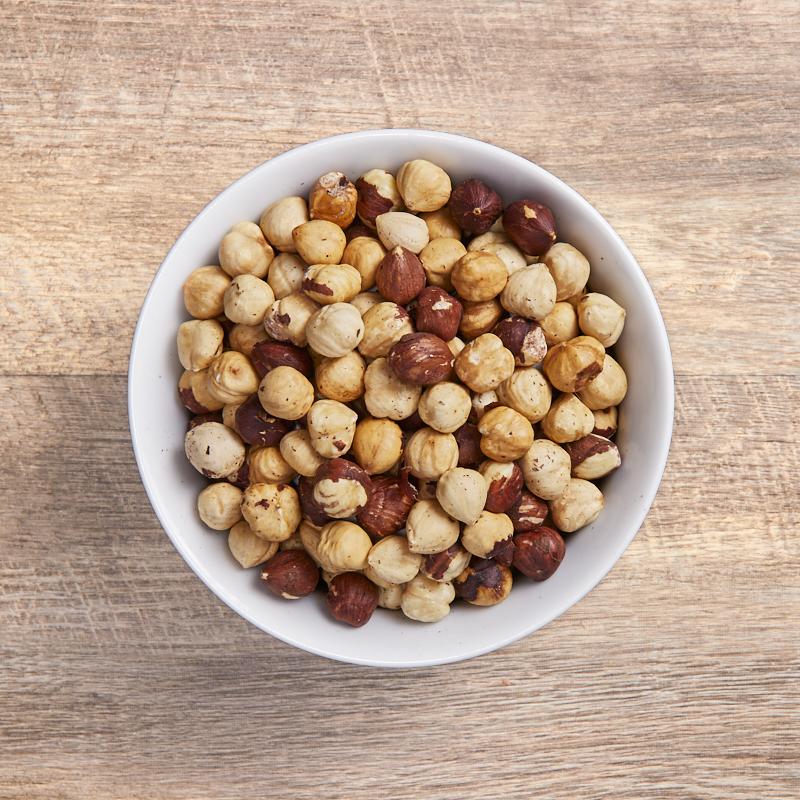 Hazelnuts Dry Roasted Organic 5kg