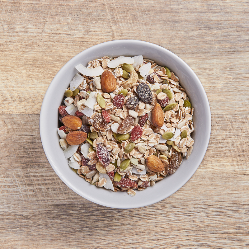 Muesli Spelt with Nuts & Cranberries Organic TM 5kg