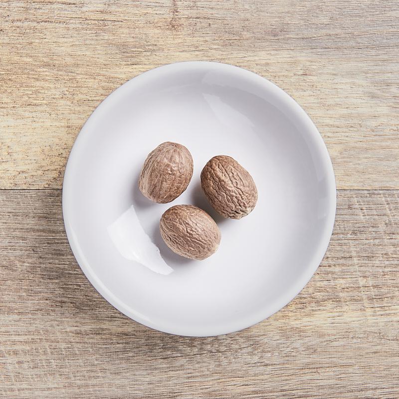 Nutmeg Whole Organic 1kg