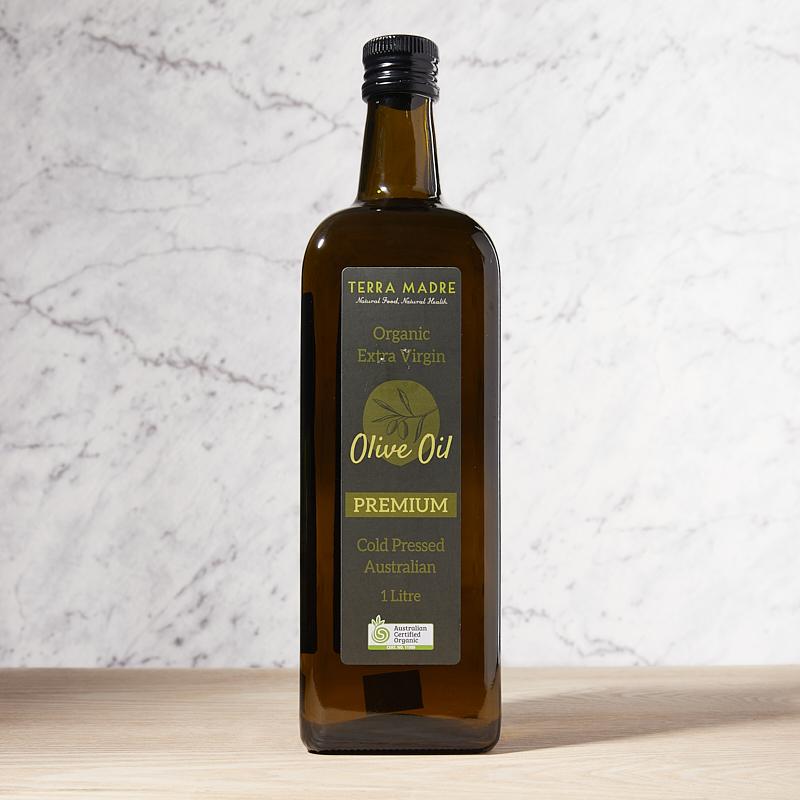 Olive Oil EV Organic Aus 5L