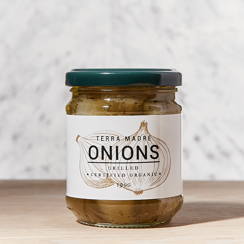 Onions Grilled in Oil Italy 6 x 190gm