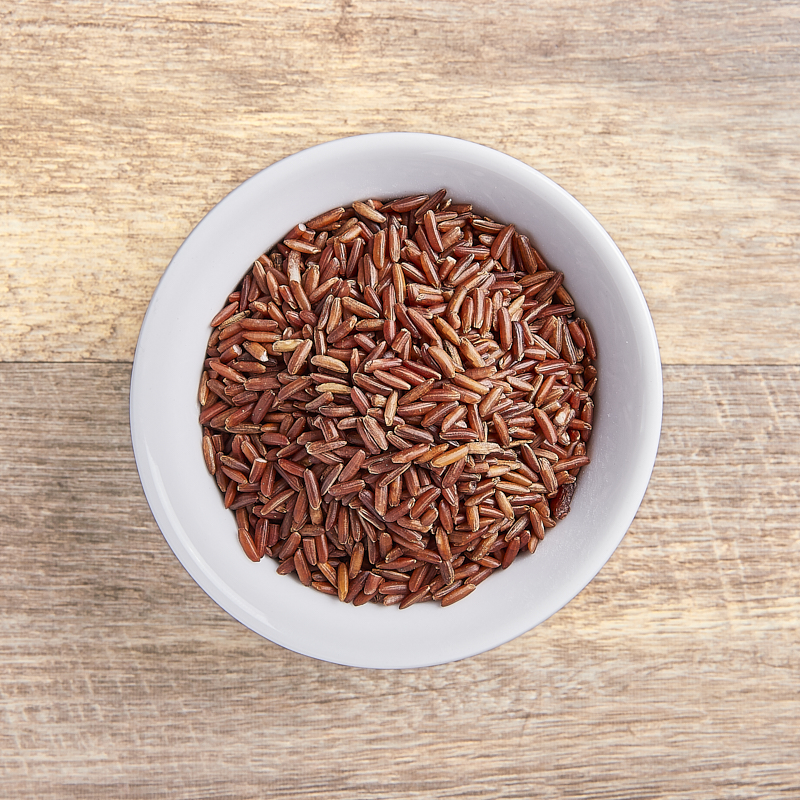 Rice Basmati Red Organic 10kg