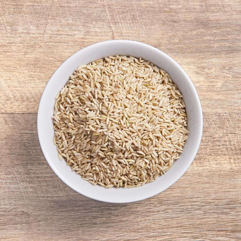 Rice Long Grain Brown Organic 25kg