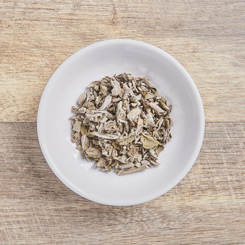 Sage Dried Crushed Organic 1kg