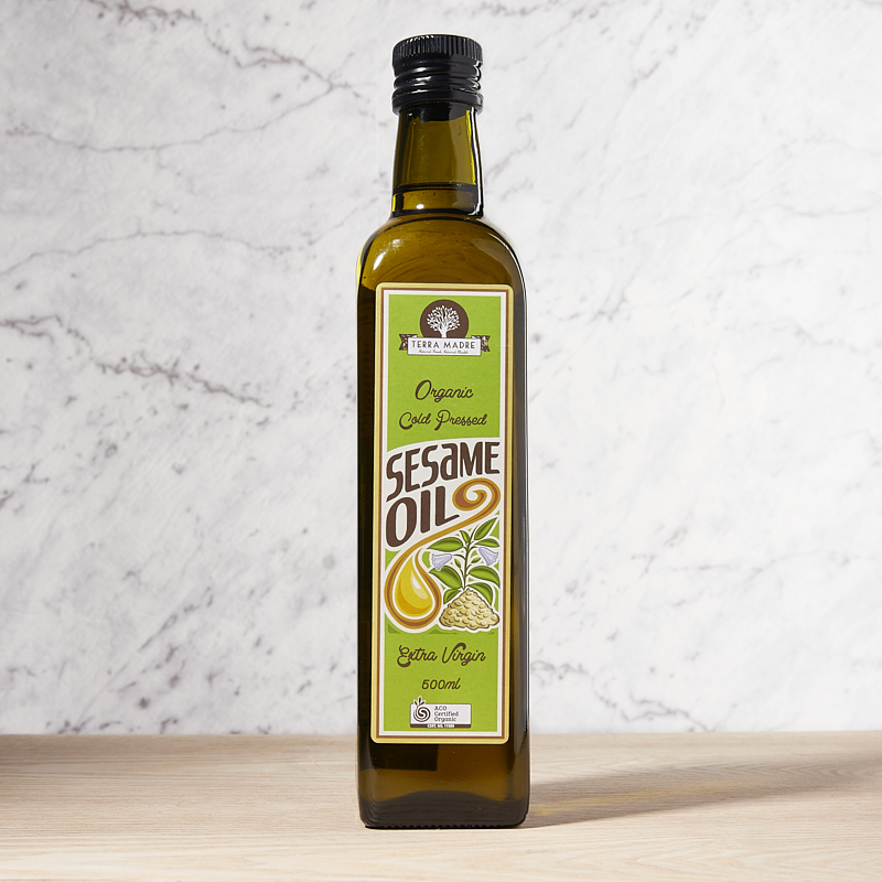 Sesame Oil Extra Virgin Organic 5L