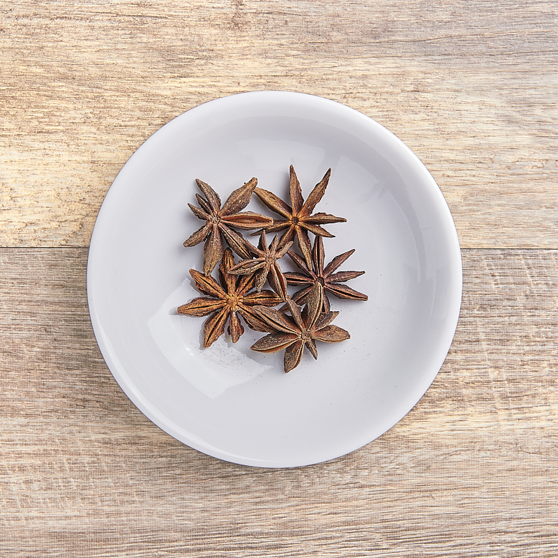 Star Anise Whole Organic 1kg