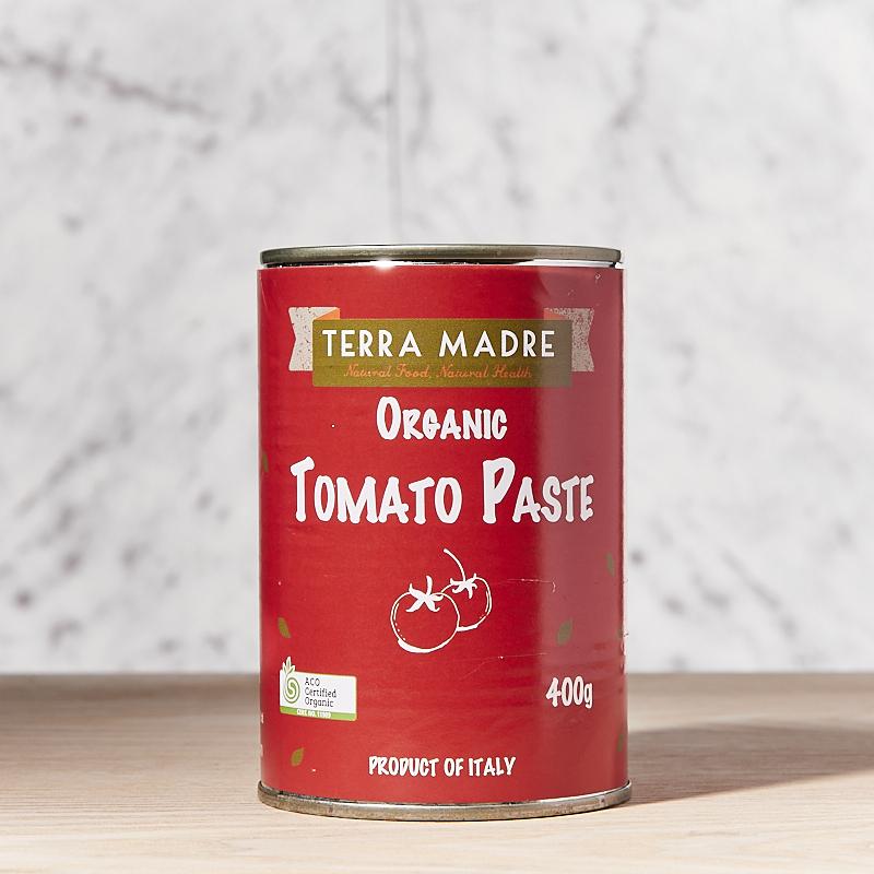 Tomato Paste Organic 400g x12