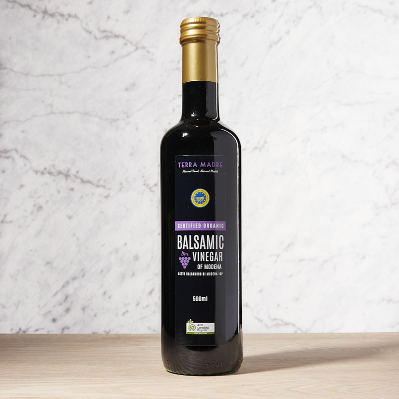 Vinegar Balsamic Organic 500ml x12