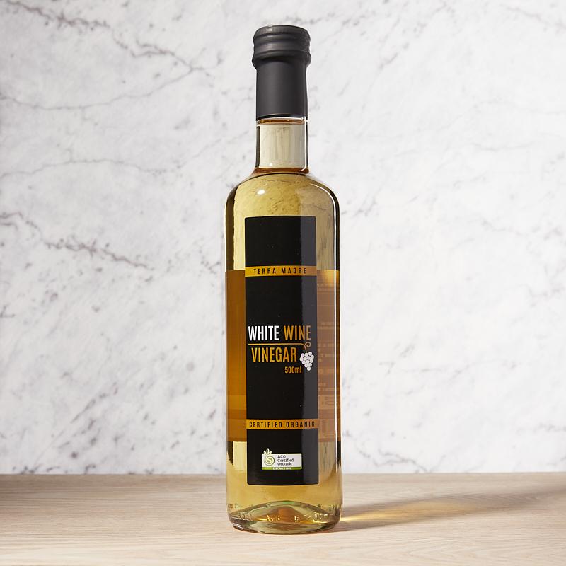 Vinegar White Organic 500ml x12