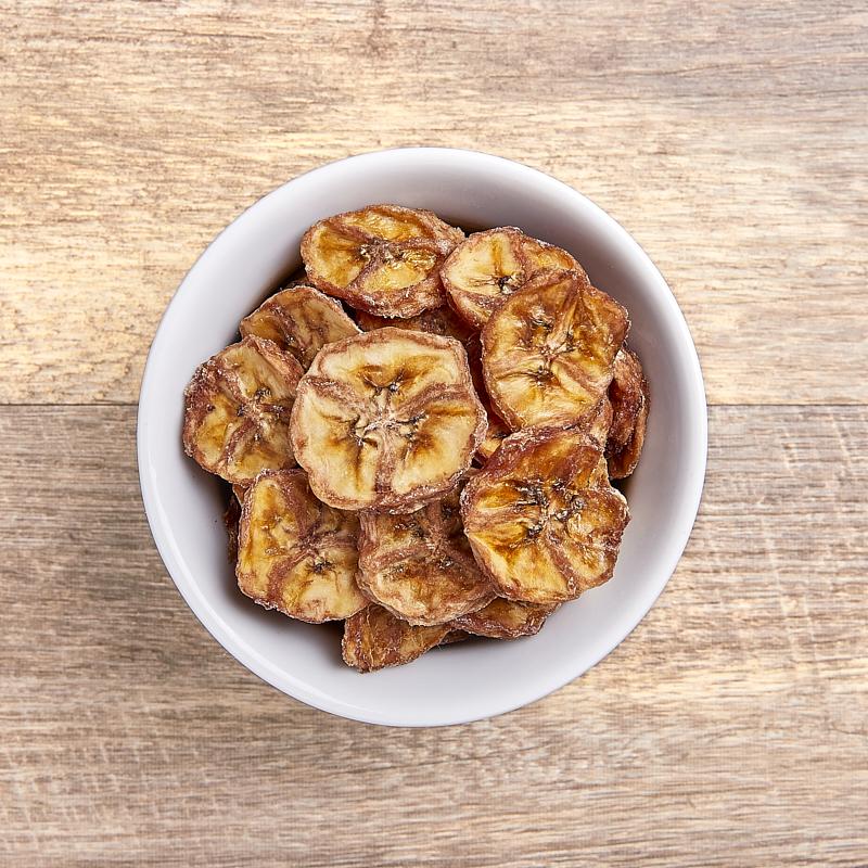 Banana Coins Organic 1kg Sri Lanka