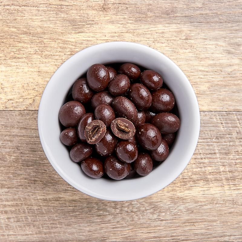 Dark Chocolate Coffee Beans Org 4kg
