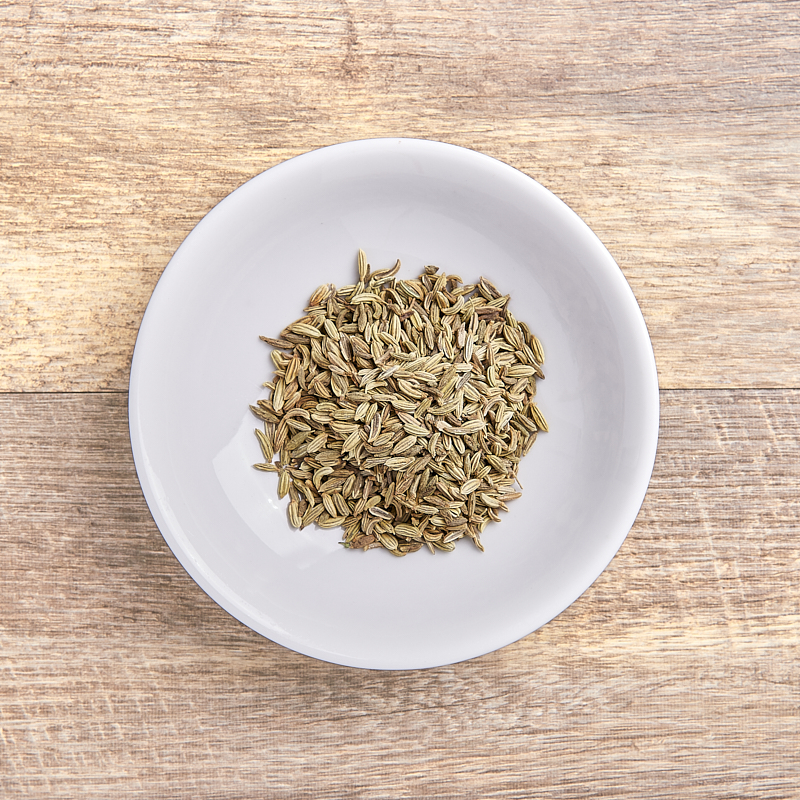 Fennel Seeds Whole Organic 1kg
