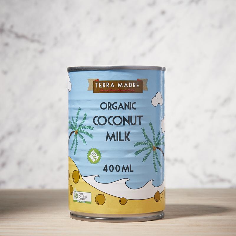 Coconut Milk Premium Organic 400g x12