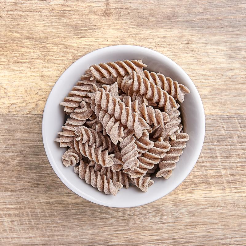Fusilli Durum Wholewheat Bronze-cut 500g x 12