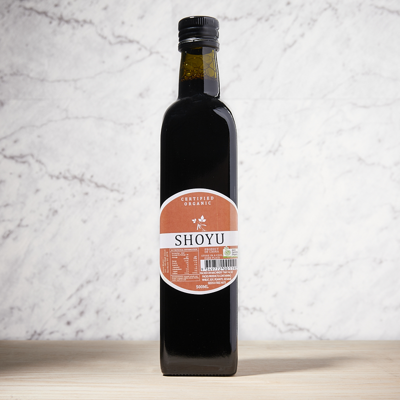 Shoyu Organic 5L