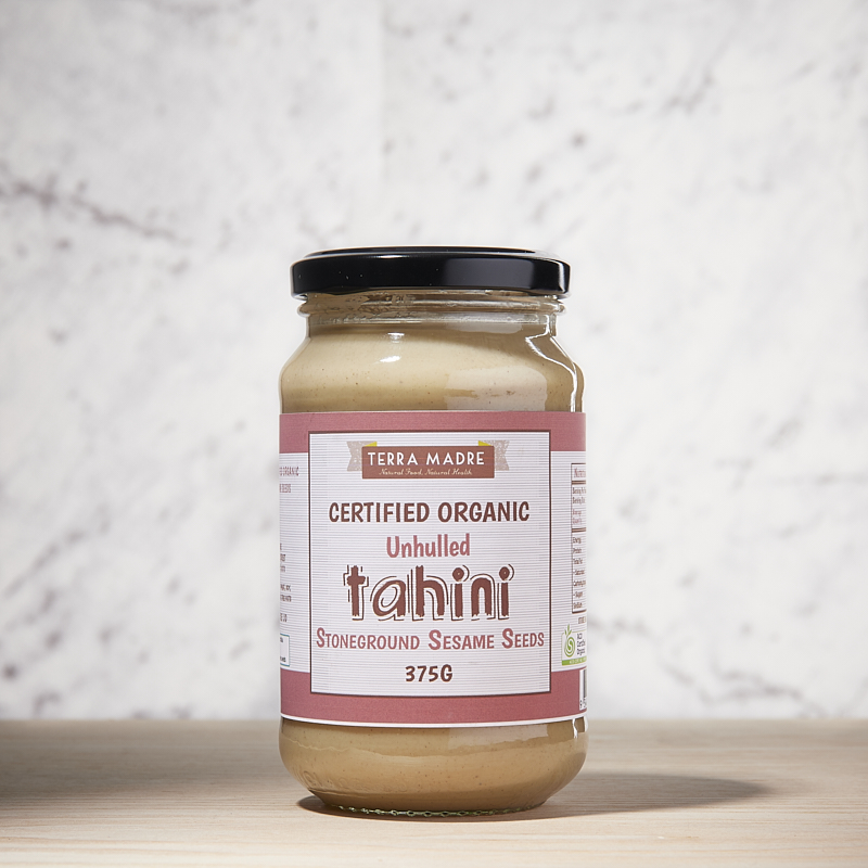 Tahini Unhulled Organic 2kg