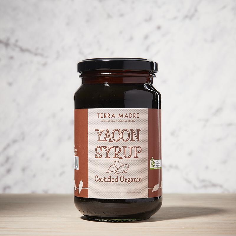 Yacon Syrup Organic 750ml (1kg)