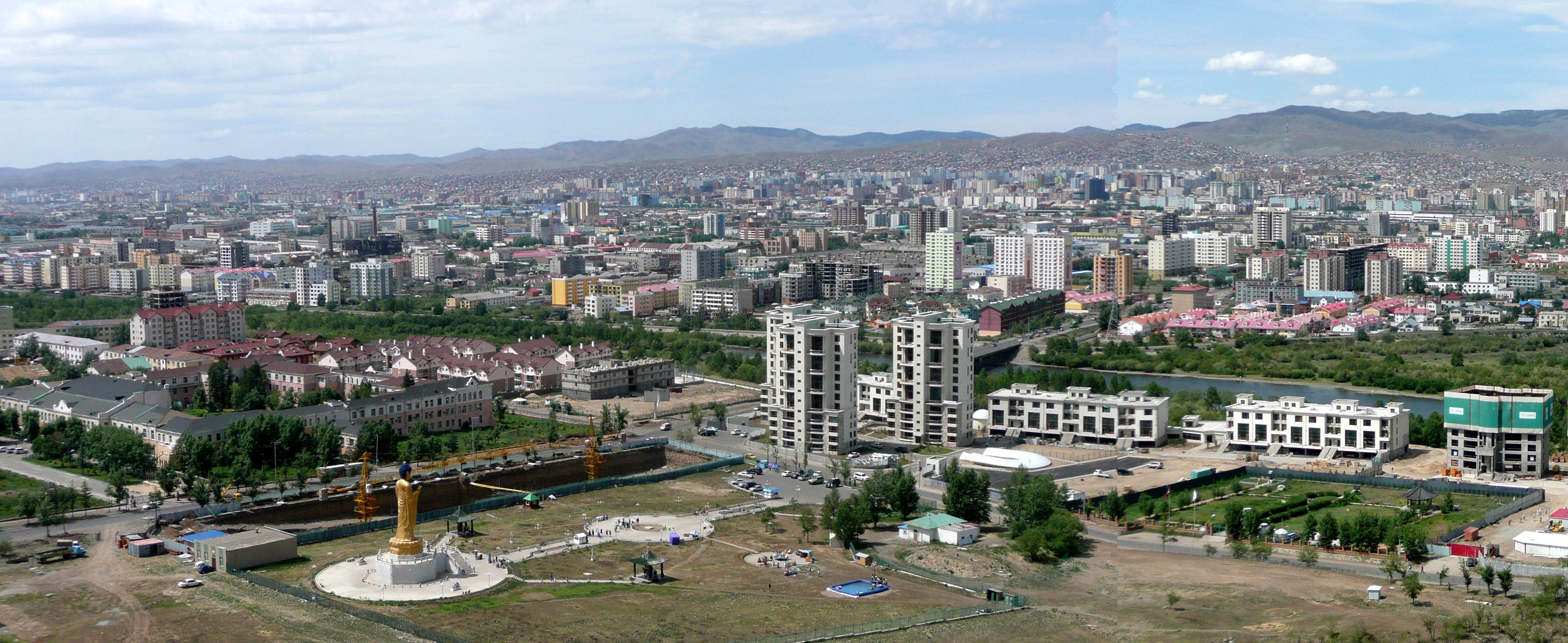 Ulaan Bataar, Mongolia