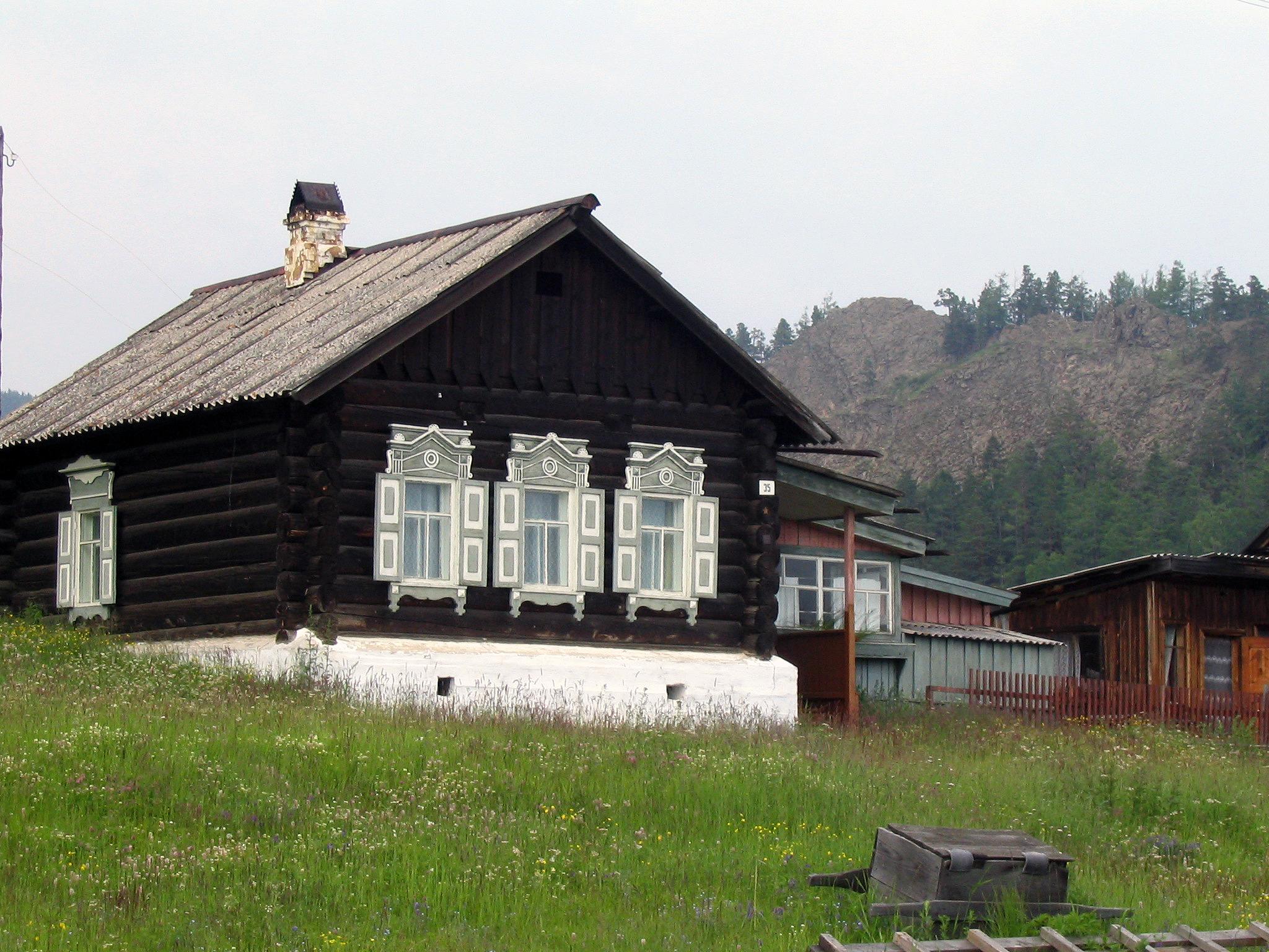 Bolshye Koty, Russia