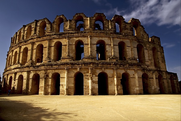 El Jem Colosseum