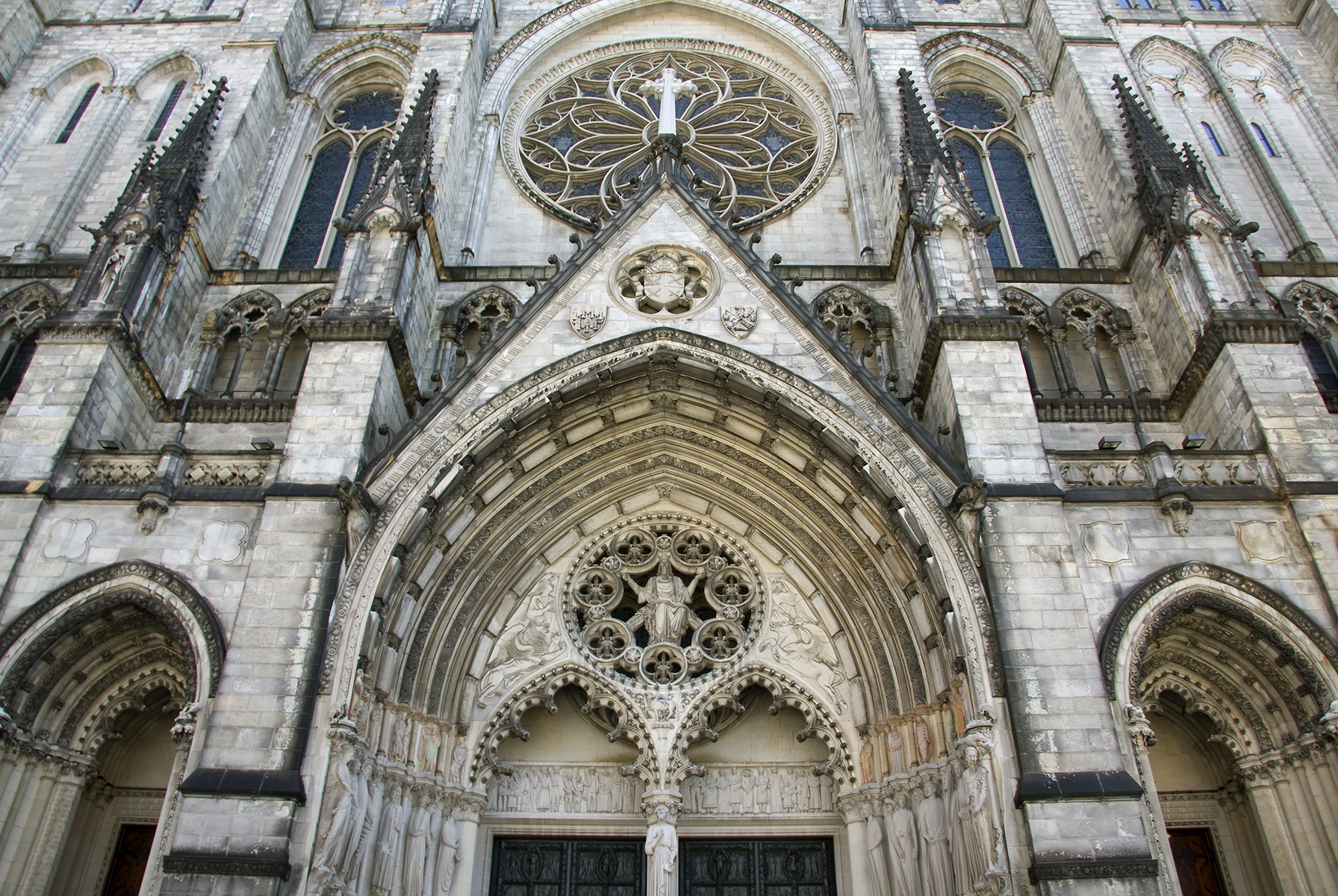 Cathedral Church Of St John The Divine, New York