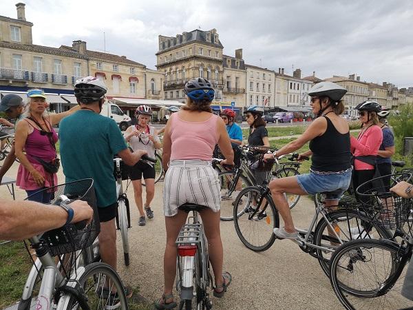 Bike Tour Uniworld