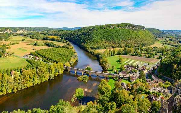 Dordogne Valley Cycling