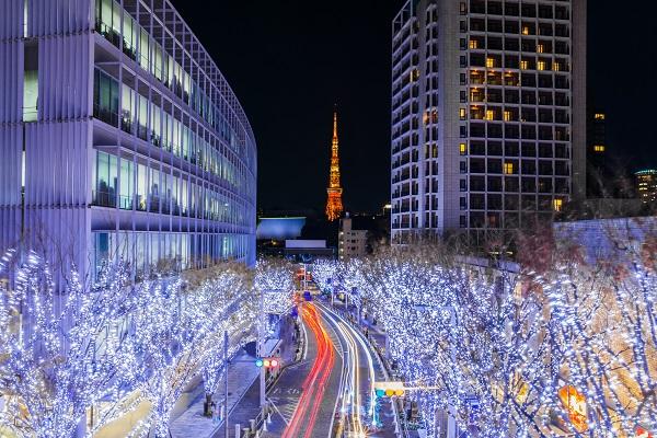Tokyo Christmas