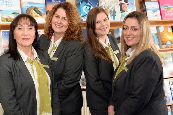 Woodbridge TravelQuest Team