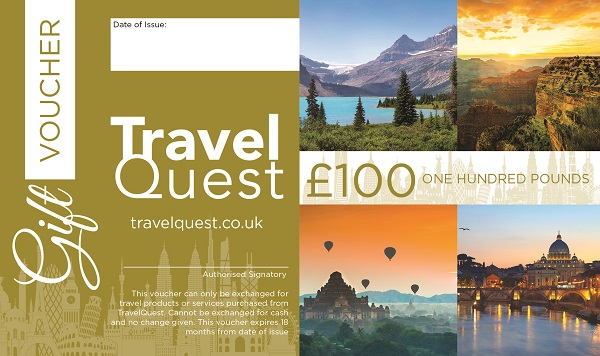 TravelQuest Gift Voucher