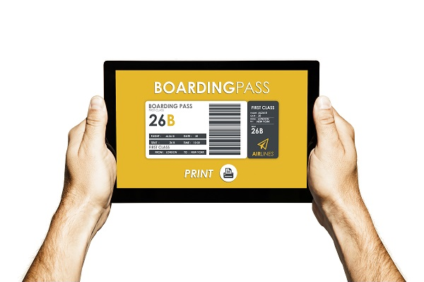Electronic Boarding Pass
