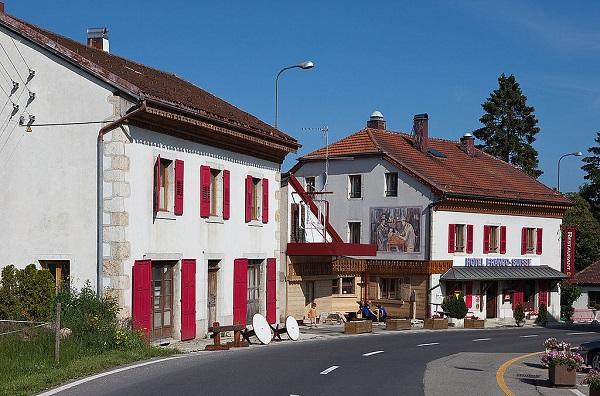 Arbez Hotel